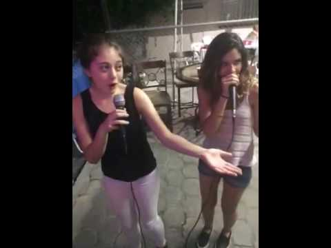 Karaoke Ivannia-Joanna La Negra Tomasa