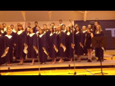 Prospect Choir 2014 Love Psalm