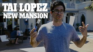 tai lopez takes you on a tour of his new mansion