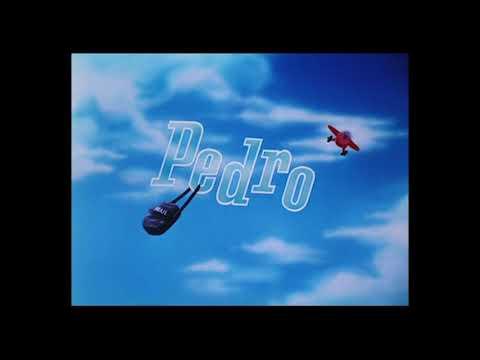 Walt Disney Cartoon – Pedro (1942) – 1955 reissue titles