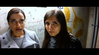 Marked Web Series Episode 2: Sisters — starring Aman Corr & Lena Burmenko (sci-fi mystery)