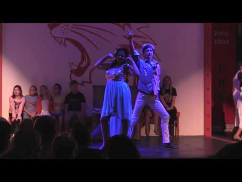 Wallace - Bop to the Top - High School Musical Jr.