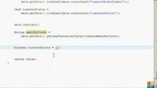 Netconf4Android Quickstart Step 7 Video 1