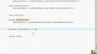 Netconf4Android Quickstart Step 7 Video 1