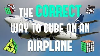 How to PROPERLY Cube on a Plane