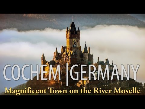 Cochem, Germany | Amazing town on the River Moselle