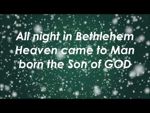 Shout For Joy  Christmas Version Lincoln Brewster with lyrics