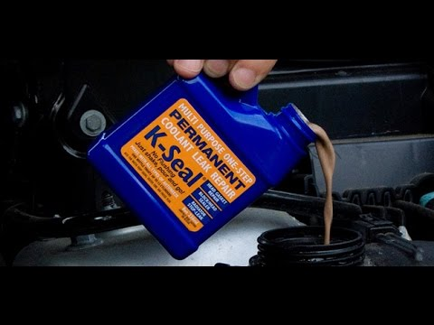 blue devil gasket sealer instructions