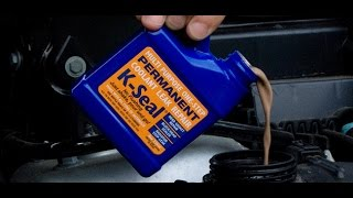 How to Fix Head Gasket Leak with K-Seal
