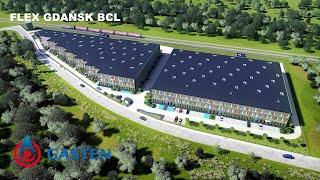 GASTEN S.A. | FLEX GDAŃSK BCL | Budynki magazynowo - usługowo - biurowe