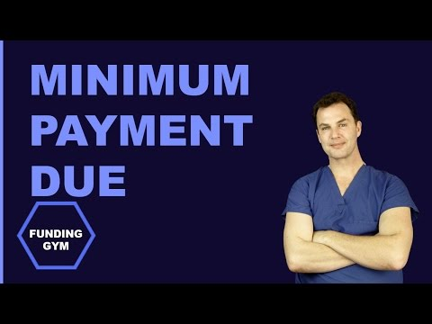 How To Pay Your Loans And Credit Installments What Is Minimum Payment Due And Does It Ma