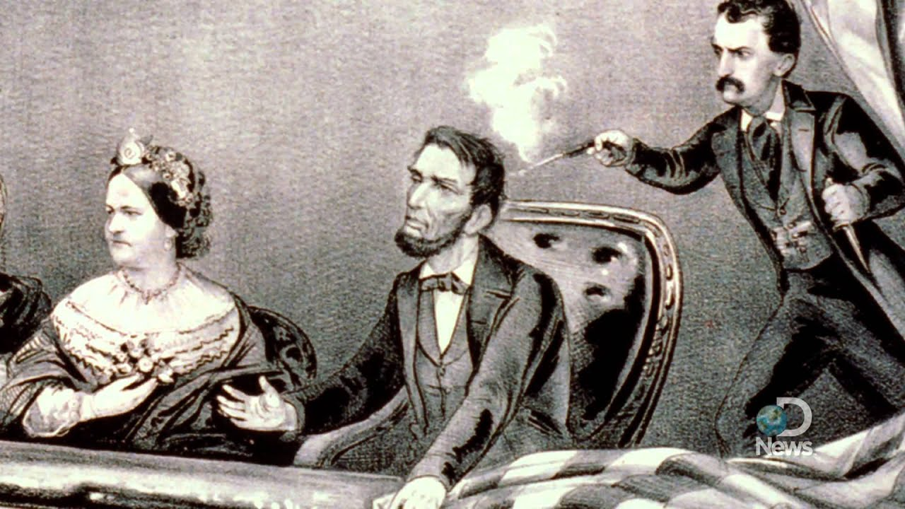 Abraham Lincoln Bio What Was The Lincoln Conspiracy Youtube