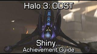 Halo 3: ODST - Shiny... Achievement Guide - Pilot a Banshee on Kizingo Boulevard Glitch