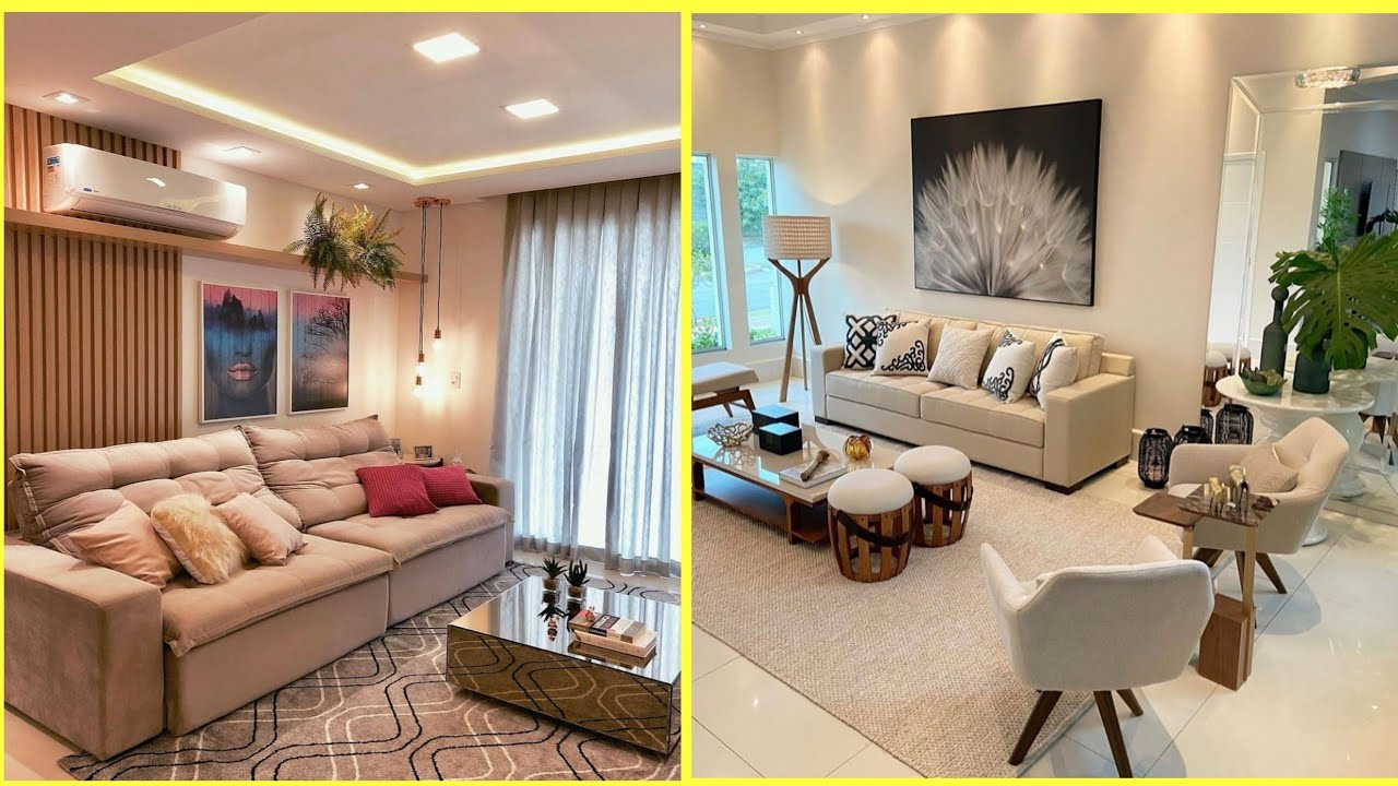 50 Living Room Interior Design Ideas Modern Drawing Room Decorating Ideas 2020 Youtube