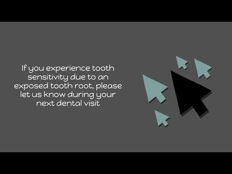 Tooth Sensitivity and Exposed Tooth Roots | Art of Dentistry