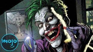 Zapętlaj Top 10 Dumbest DC Decisions Ever | WatchMojo.com