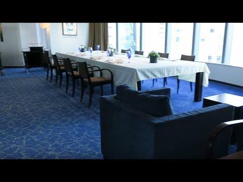 Park Hotel Tokyo  Private Salon [Blue room]