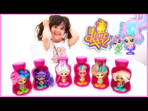 Hairdooz: bamboline dai capelli fantastici (e profumati!)