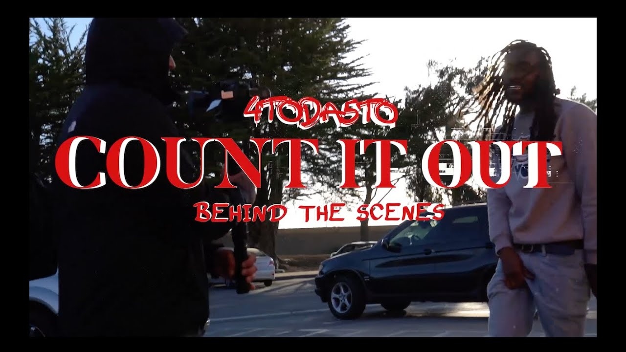 Download 4toda5to - Count It Out/45LaFlare (Behind The Scenes Video)