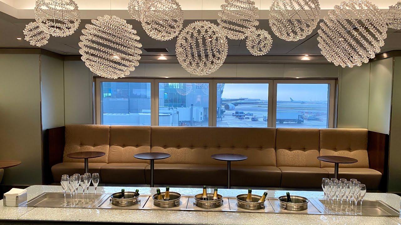Ba Lounge Terminal 3 >> Review British Airways First Class Lounge Terminal 3 Heathrow Departures