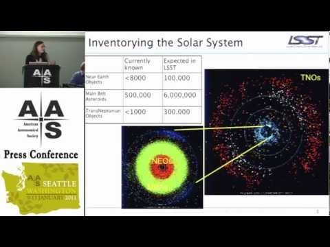 Inventorying The Outer Solar System