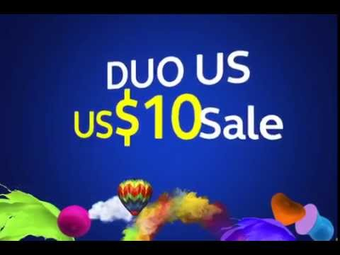 Globe DUO US US$10 Sale