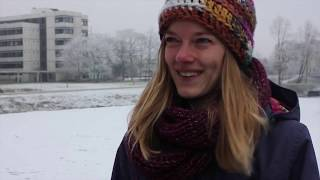 Video-Projekt zum Wintersurfen