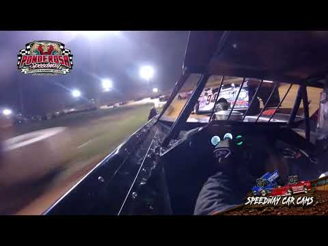 #41 Jim Couch - Crate Late Model - 5-17-19 Ponderosa Speedway - In Car Camera