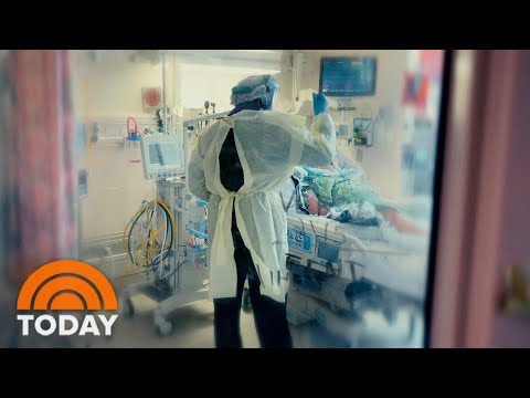 COVID-19 Cases Spike In California With Front-Line Workers Pushed To Breaking Point | TODAY