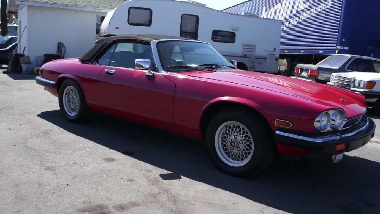 Jaguar 12 cylinder