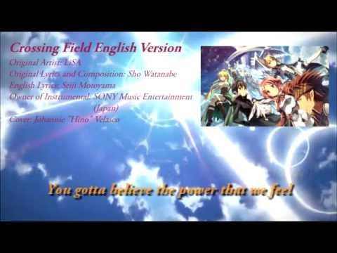 LiSA - Crossing Field Romaji Lyrics - YouTube