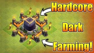 Ajj Hardcord dark farming karege😅bich me jo aya usko kat dalege😂