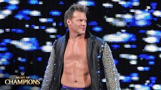 WWE Network: Chris Jericho returns to WWE: Night of Champions 2015