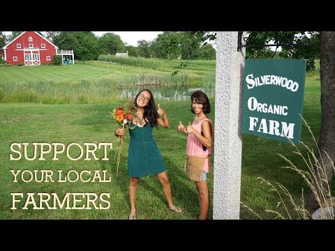Tour of Silverwood Farms - LOCAL ORGANIC