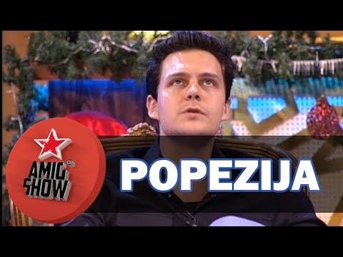 PoPezija - Miloš Biković - Džek i Džoni (Ami G Show S11)