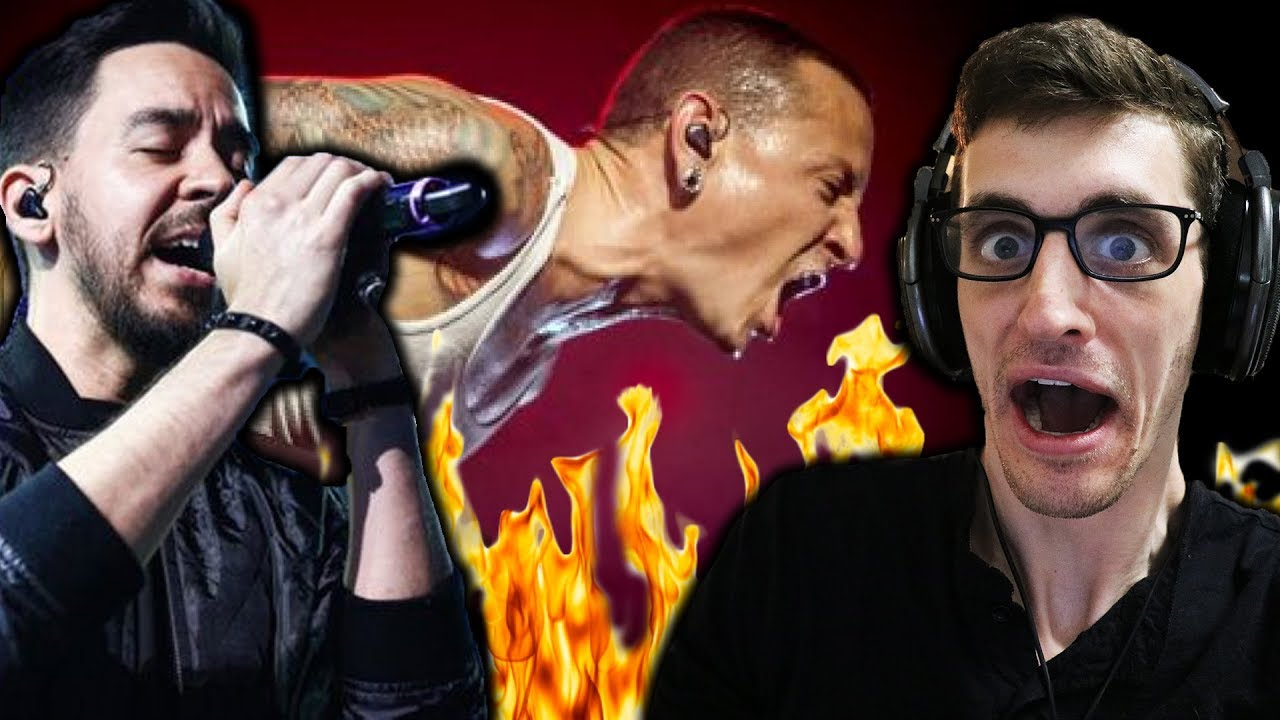 Hip-Hop Head REACTS to LINKIN PARK: