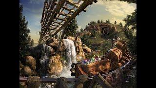 RCT3 Seven Dwarfs Mine Train