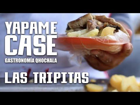 Las tripitas de la Heroínas, sabor único para el paladar qhochala