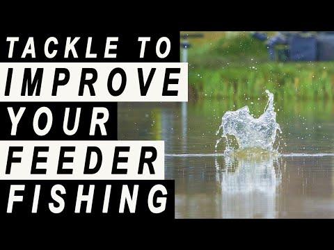 FEEDER FISHING TACKLE - MATCH FISHING AT BARSTON LAKES - THURSDAY VLOG