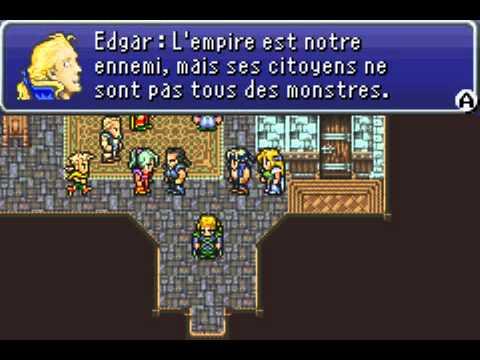 Final Fantasy 6 - [Guide - 073. Réunion à Narshe]