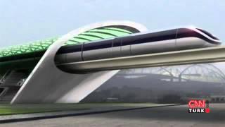 Uçaktan Bile Hızlı Ulaşım Aracı: Hyperloop
