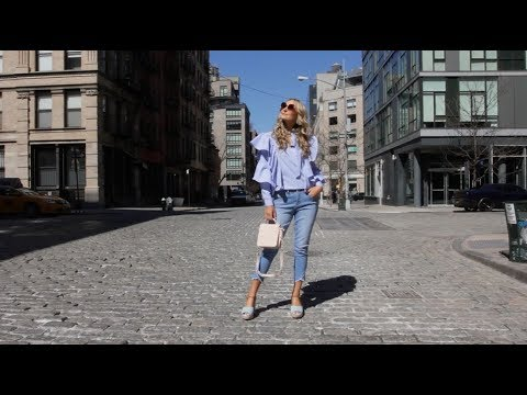 22bd396c4cf Quick Outfit Ideas for Spring 2018 with Jackie Miranne ...