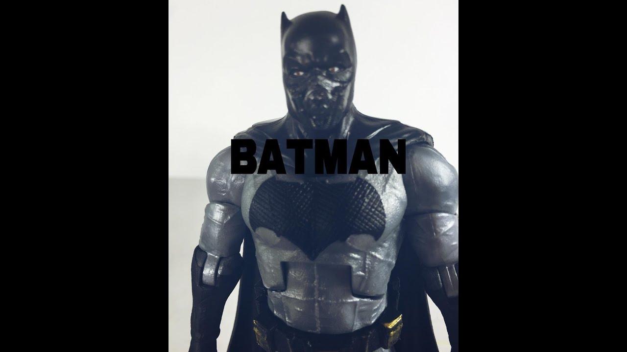 dc multiverse suicide squad batman action figure review youtube. Black Bedroom Furniture Sets. Home Design Ideas