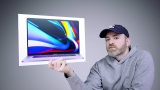 Gambar cover MacBook Pro 16 Unboxing - Time To Switch Back?