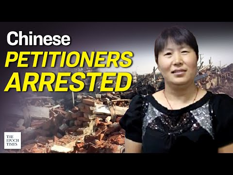 petitioners-from-all-over-china,-intercepted-from-appealing-in-beijing-|-human-rights-|-epoch-news