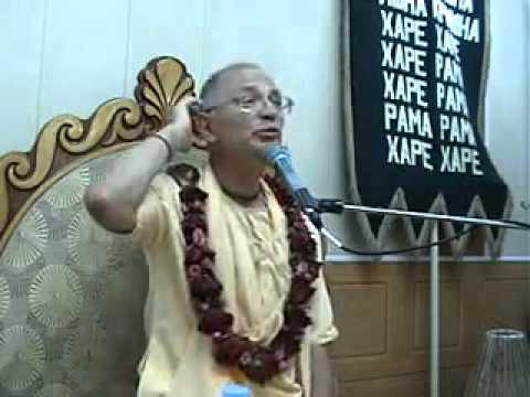 Чайтанья Чаритамрита Ади 1.1-7 - Бхакти Вигьяна Госвами