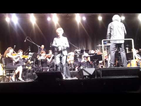 Max Gazze' - Una musica puo' fare - Tour L' uomo Sinfonico