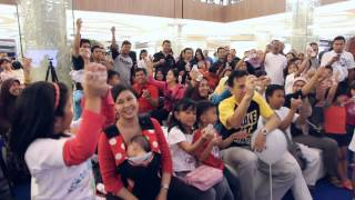 Wahana 40 Tahun AQUA Bersama Untuk Indonesia - Bandung