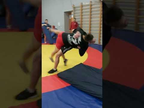 Тренировка, Томск, 23.09.2019
