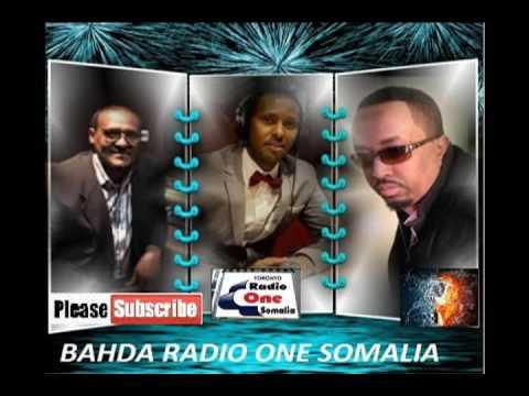 Toronto Radio One Somaliya March 25 2017
